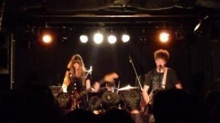 2012/09/10/ RINGO DEATHSTARR @ 名古屋今池HUCK FINN