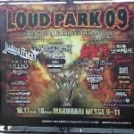 2009/10/18/ LOUD PARK 09 DAY2 @ 幕張メッセ