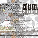 2008/11/09 TORCHE / COLISEUM @ 名古屋池下CLUB UP SET