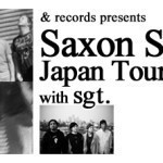 2009/07/16 Saxon Shore Japan tour 2009 @  名古屋今池HUCK FINN