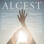 2014/04/18 いいにおいのするconcert dans un temple(Alcest & Vampillia) 京都編 @ 法然院