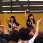 2014/06/23 BiS @ タワーレコード名古屋近鉄パッセ店