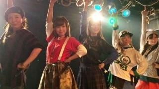 2014/11/30 Especia 「Mucho GUSTO Especia 2014 Tour」 @ 名古屋CLUB SARU