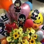 2015/04/18 ゆるめるモ!「東名阪だよ!全員ハミ出すモ!ツアー」 @ 新栄DAYTRIVE