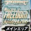 2015/06/28 FREEDOM NAGOYA 2015 @ 名古屋大高緑地特設ステージ