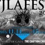 2015/11/14 TJLA FEST 2015 DAY1 @ 新大久保EARTHDOM