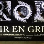 2017/01/13-14 DIR EN GREY TOUR16-17 FROM DEPRESSION TO ________ [mode of UROBOROS] @ ZEPP NAGOYA